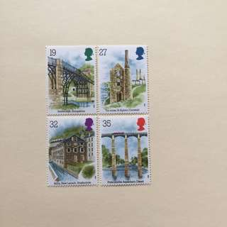 Great Britain Stamp 1989