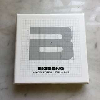 Big Bang - Still Alive (Special Edition)