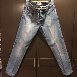 Pre-loved Topman Faded Skinny Jeans