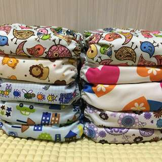 Cloth Diaper (heavy wetter / night diaper)