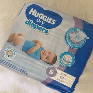 Huggies Dry Small
