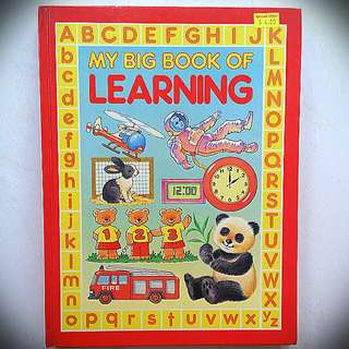 My Big Book of Learning
