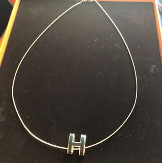 Hermes necklace 頸鍊 連盒