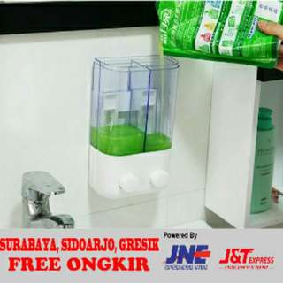 Dispenser Sabun 2 in 1 Free Ongkir