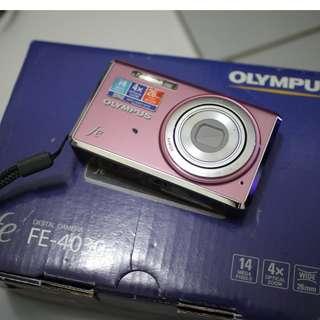 Camera Pocket Olympus FE-4030