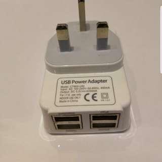 USB分插差電