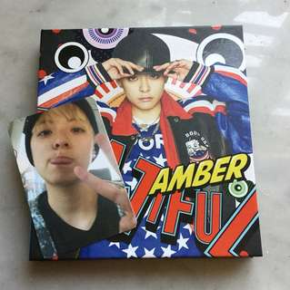 F(x) Amber - Beautiful Album