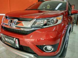 HONDA BR-V E MT 2017 ALL NEW HONDA BRIO MOBILIO JAZZ CRV BRV HRV CIVIC CITY ODYSSEY ACCORD CR-V BR-V HR-V 2017 2018