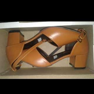 Sepatu kerja. 3 warna . Size 36 sampai 40