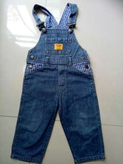 boy kids jeans jumpsuit