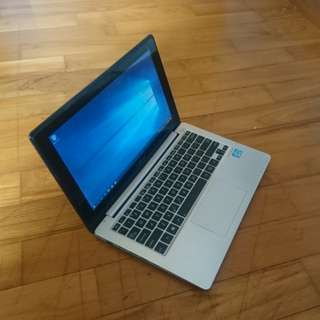 Asus X202E Ultrabook,touchscreen CHEAP!!