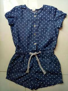 kids girls jumpsuit