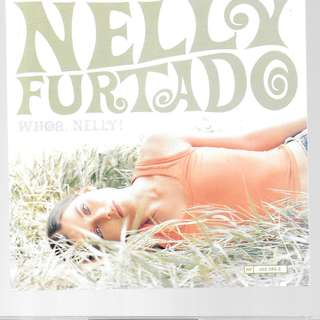 MY CD - NELLY FURTADO // FREE DELIVERY BY SINGPOST ///