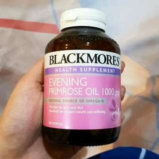 Blackmores Evening Primrose Oil 1000mg 100s