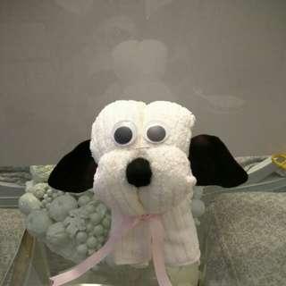 Towel doggy