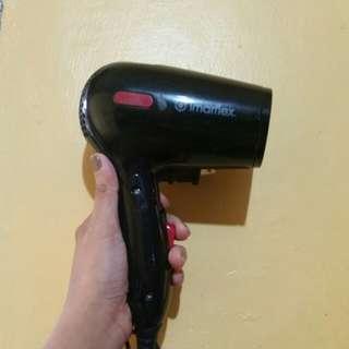 Foldable Hair Dryer - Imarflex