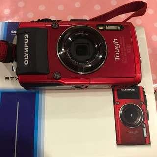 Olympus TG-4 underwater waterproof camera