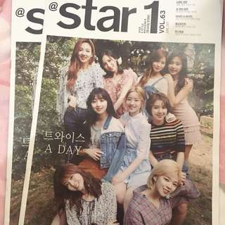 Twice star1 magazine