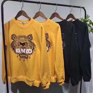 KENZO 🐯 Yellow&Black