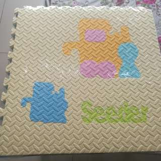 Eva Puzzle Mat for your baby and Kids