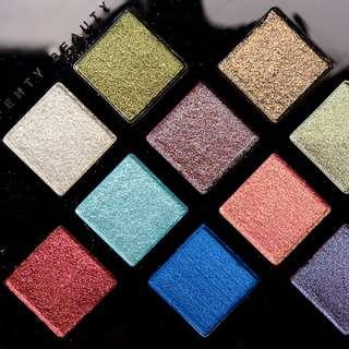 ⭐️ Fenty Beauty Galaxy Eyeshadow Palette
