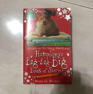 humphrey hamster big big big book of stories