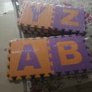 Eva Puzzle Mat ABC A-Z