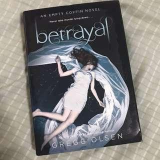 Betrayal by Gregg Olsen