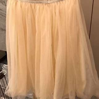 🚚 日貨MIIA專櫃紗裙