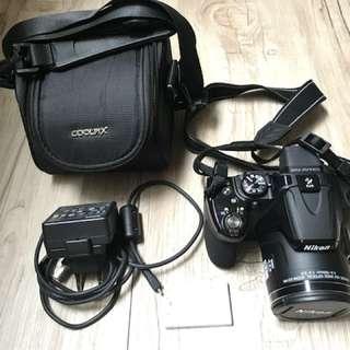 Nikon 42X Wide Optical Zoom