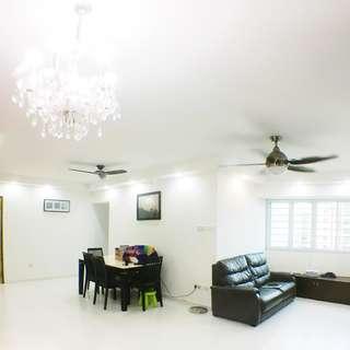 110D Punggol HDB 5 rooms