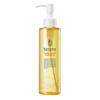 Besone Flower Essence Cleansing Oil Removes Makeup & Impurities (195ml)