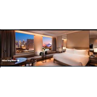 One Night Weekend Stay at Conrad Hotel (Now till 6 June 2018)
