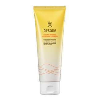 Besone Flower Essence Skein Foam Cleanser (150g)