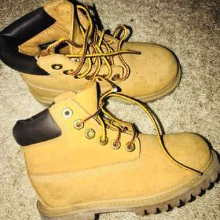Timberland for kids size US 10 UK 9.5