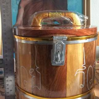 Lp Sompong Extra Large Wealth bucket
