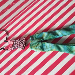 Monster high outfit for Lagoona Blue