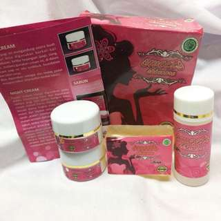 Sweets skincare