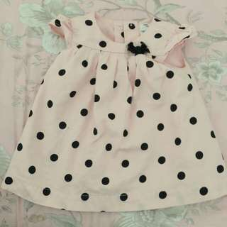 Baby Dress Carters 3 MO