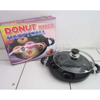 Snack Maker Donuts Cetakan Kue Donat Murah Anti Lengket