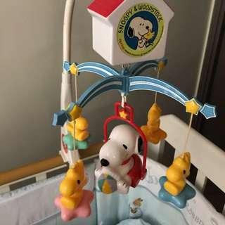 Aprica x Snoopy兩用玩具