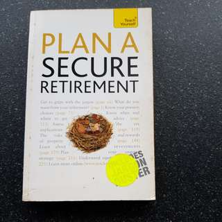 Plan a Secure Retirement