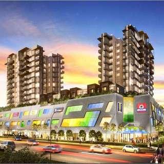 Nine Residences Yishun One Bedroom condo For Rent (Whole Unit)