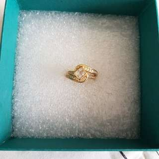 wedding ring diamond