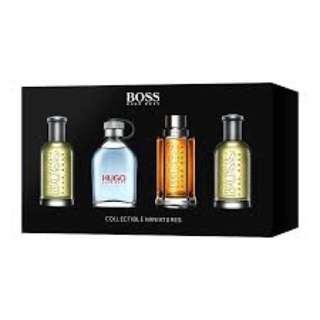 Hugo Boss miniature