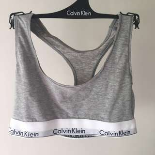 BRAND NEW Calvin Klein Crop