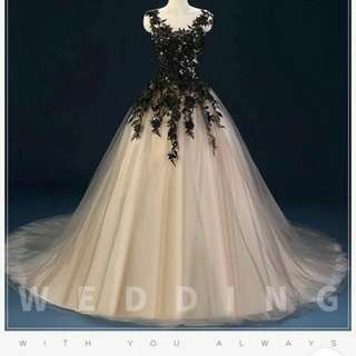 Wedding Dress gown