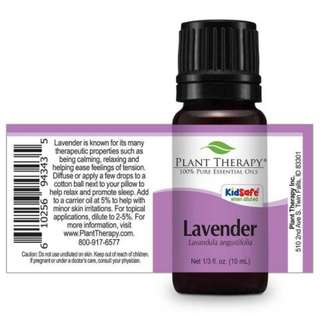 Plant Therapy Essential Oils 10ml Sealed