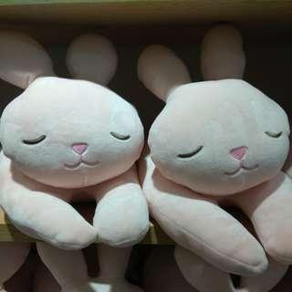 Ready Stock Wanna One Park Jihoon Rabbit Doll