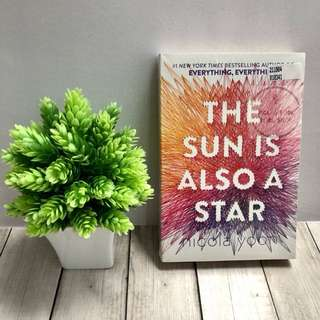 The Sun is Also a Star - Nicola Yoon (English)